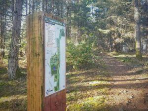 Swan Creek Park Marker